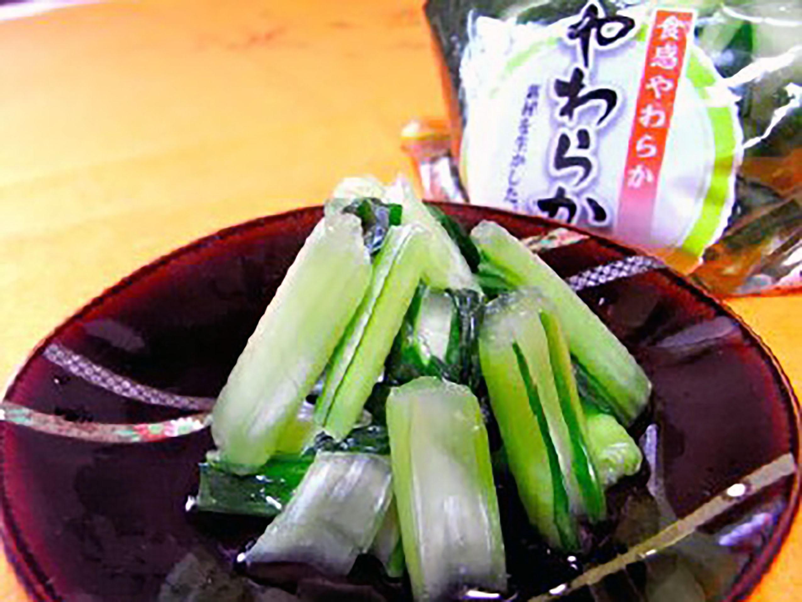 やわらか菜(小松菜)